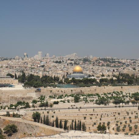 Israel & The West Bank
