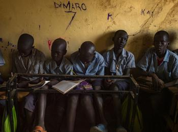 Somali students, Kenya